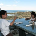 Ethan and Sarah in Ogunquit